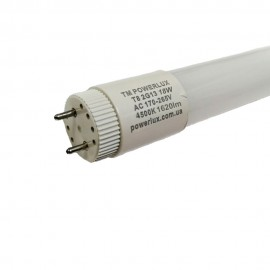 Лампа LED T8 18W 220V 1200mm 4200K стекло 2 - G13 TM POWERLUX