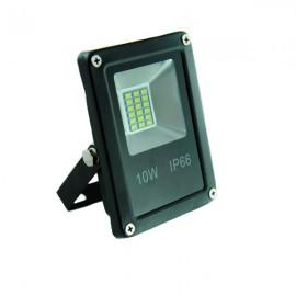 Прожектор светодиодный POWERLUX 10W 220V 6500K IP66