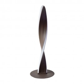 Торшер LED POWERLUX ART-Spiral 10Вт 3000К COF
