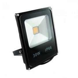 Прожектор светодиодный POWERLUX COB 30W 220V 2700K IP66