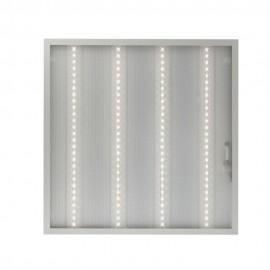 Панель светодиодная PWL 36W 4500K IP20-PRIZMATIC60x60 c БАП