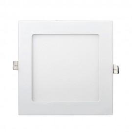 Светильник встраиваемый светодиодный PWL 24W 4500K IP20 квадрат с БАП
