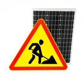 Светодиодный дорожный знак PWL 24W Дорожные работы