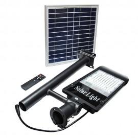 Светильник светодиодный консольный PWL 100W IP65-BK SOLAR