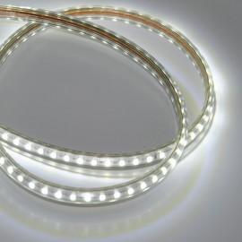 Светодиодная лента 220V 3528 120led/m 5W IP65 нейтральная белая TM POWERLUX