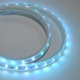 Светодиодная лента 220V 5050 60led/m 8,8W IP65 RGB TM POWERLUX