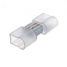 Коннектор двухсторонний для светодиодной ленты 5mm 2pin. 220V