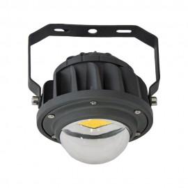 Промышленный светильник POWERLUX 30W 3000K ДСП-GR-C030-01 ІР66