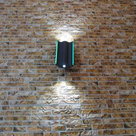 Светильник фасадный светодиодный PWL 2*3W 6500K IP65-FACADE-209E5D