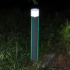 Уличный светодиодный садовый столбик PWL 9W 6500K IP65-GARDEN-021Y3