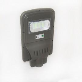 Светильник LED уличный на солнечной панели  POWERLUX 20W