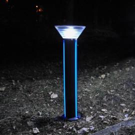 Уличный светодиодный садовый столбик PWL 2,5W 6500К IP65 GREENSUN-PW803Y