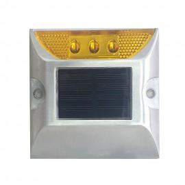 Светодиодный маячок PWL804 с солнечной панелью