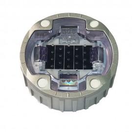 Светодиодный маячок PWL816 с солнечной панелью