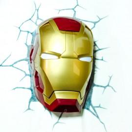 """Настенный светильник Marvel """"Ironman"""" POWERLUX"""
