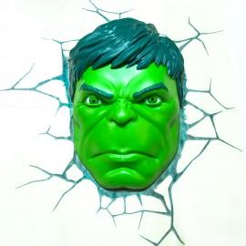 "Настенный светильник Marvel ""Hulk"" POWERLUX"