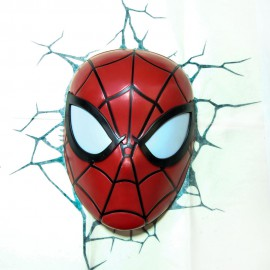 Настенный светильник Marvel Spider-Man POWERLUX