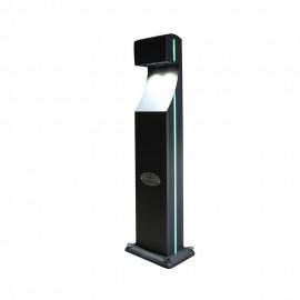 Уличный светодиодный садовый столбик PWL 12W 6500K IP65-GARDEN-019A1