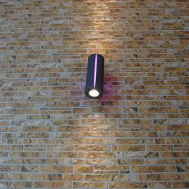 Светильник фасадный светодиодный PWL 2*7W 6500K IP65-FACADE-W205Y3D