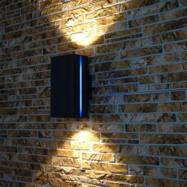 Светильник фасадный светодиодный PWL 10W 6500K IP65-FACADE-206A3