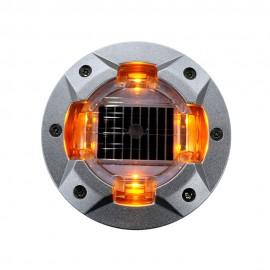 Светодиодный маячок PWSA10 с солнечной панелью