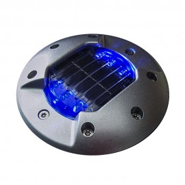 Светодиодный маячок PWSA6 с солнечной панелью
