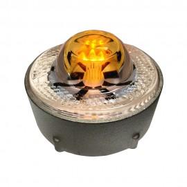 Автономный дорожный маячок PWSG1 Стеклянный глаз