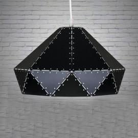 Люстра подвес Лофт Е27 чорный Powerlight
