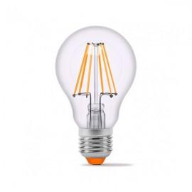 Лампа светодиодная VIDEX Filament A60F 7W E27 4100K 220V