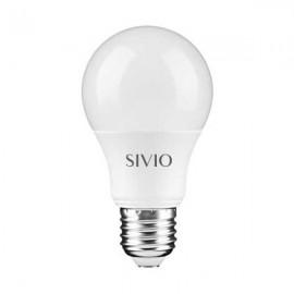 LED лампа SIVIO A60 10Вт 3000K E27