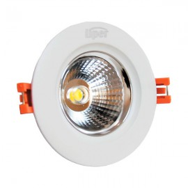 Светильник LED 7W 4000K СОВ круг TM LIPER