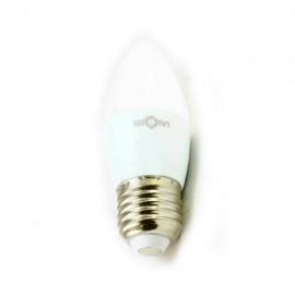 LED лампа BIOM C37 7Вт 2700K E27