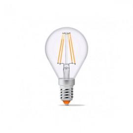 Лампа светодиодная VIDEX Filament G45F 4W E14 4100K 220V