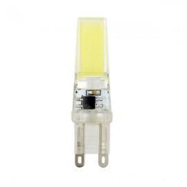 LED лампа G9 5W 220V 3000К силикон Biom