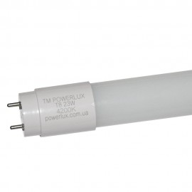 Лампа светодиодная T8 23W 220V 1500mm 4200K стекло 2 - G13 TM POWERLUX