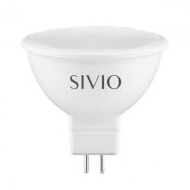 LED лампа MR16 5Вт 4500К GU5.3 SIVIO
