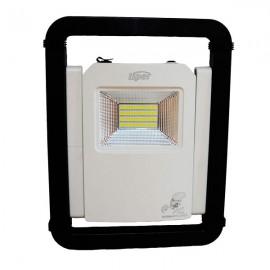 Прожектор LED 30W 6500K аккумуляторный white TM LIPER