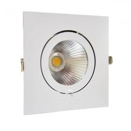 Светильник LED 30W 4000K IP20  белый VELA