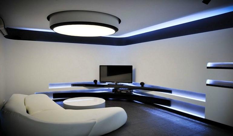 Где применяется LED освещение? - компания PowerLux.
